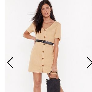 Nasty gal mini dress